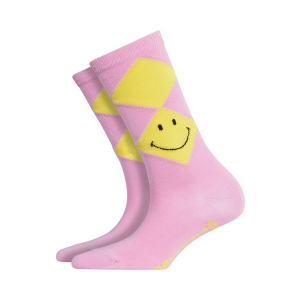 НОСКИ BURLINGTON SMILEY ARGYLE 20720-8725