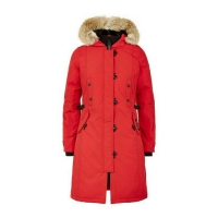 Куртка CANADA GOOSE LADIES KENSINGTON PARKA 2506L RED