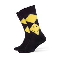НОСКИ BURLINGTON SMILEY ARGYLE 21825-3000