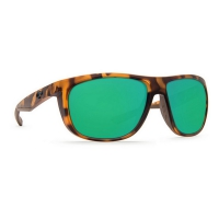 Очки COSTA KIWA 580 P MATTE RETRO TORTOISE/ GREEN MIRROR