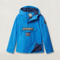 Куртка NAPAPIJRI RAINFOREST SUMMER SKYDIVER BLUE