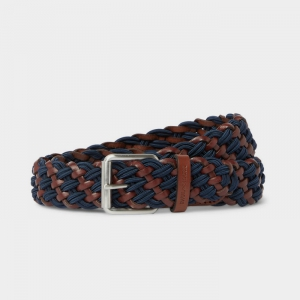 Ремень PAUL & SHARK WOVEN BELT I20P6033