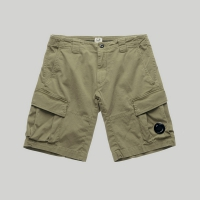 Шорты CP COMPANY RE-COLOUR CARGO STRETCH GABARDINE