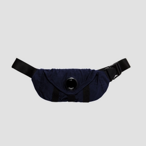 Сумка CP COMPANY GARMENT DYED NYLON SATEEN MINI WAIST