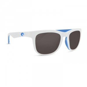 Очки COSTA COPRA 580 P WHITE BLUE LOGO/ GREY