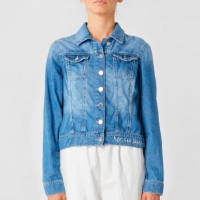 Куртка ALESSIA SANTI 111SD36003 DENIM COAT BLU JEANS