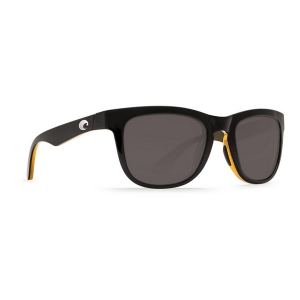 Очки COSTA COPRA 580 P SHINY BLACK/AMBER/ GREY
