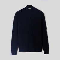Кардиган CP COMPANY MERINO WOOL FIBRE MIXED FULL ZIP