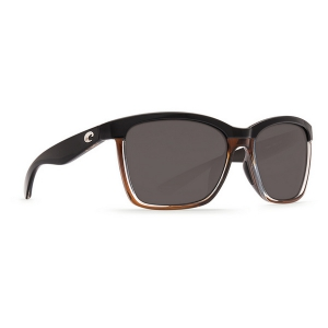 Очки COSTA ANAA 580 P SHINY BLACK/BROWN/ GREY