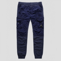 Брюки CP COMPANY BRUSHED FLEECE MIXED LENS POCKET