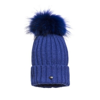 Шапка GOLDBERGH NAARA BEANIE GB 41-10-183 ULTRAMARINE