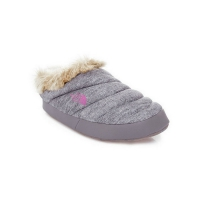 Тапочки THE NORTH FACE W NSE TENT MULE FAUX FUR II HEATHER GREY