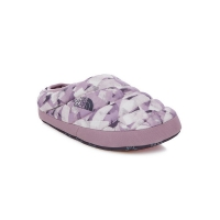 Тапочки THE NORTH FACE W NSE TENT MULE III RABBIT GREY SWASHED PRINT