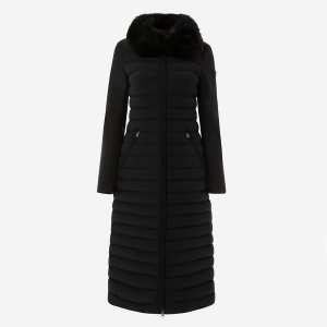 Пальто PEUTEREY ZAMBLA 01 FUR BI-STRETCH JACKET BLACK