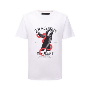 Футболка TEE LIBRARY TRAGEDY WHITE