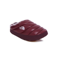 Тапочки THE NORTH FACE W NSE TENT MULE III DEEP SHINY GARNET RED