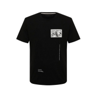 Футболка TEE LIBRARY THE TEMPTATION BLACK