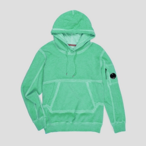 Джемпер CP COMPANY I.C.E. LENS HOODED SWEATER