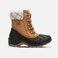 Ботинки SOREL W WHISTLER™ MID CAMEL BROWN