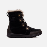 Ботинки SOREL W EXPLORER JOAN™ BLACK DARK STONE