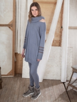 Платье TONET WOOL DRESS 2002TO 0666 STORM