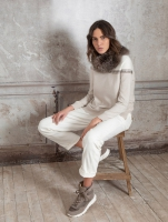 Свитер TONET WOOL SWEATER 2002TO 0668 SAND