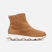 Ботинки SOREL W KINETIC™ SHORT CAMEL BROWN