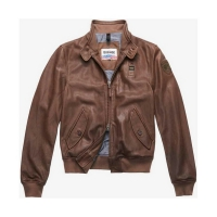 Куртка BLAUER MEN'S WILLIAMS VINTAGE BOMBER BROWN