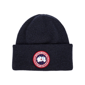 Шапка CANADA GOOSE ARTIC DISK TOQUE  6936L NAVY HEATHER