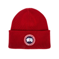 Шапка CANADA GOOSE ARTIC DISK TOQUE 6936L RED
